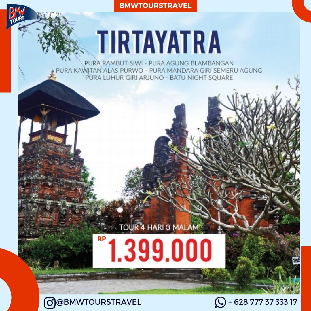 Tirta Yatra Package