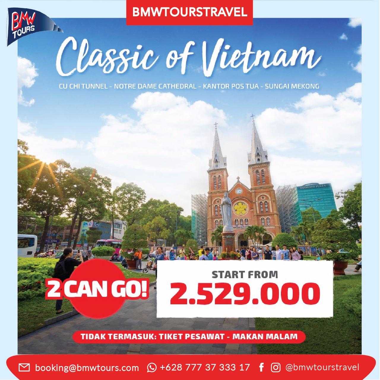 Vietnam Package
